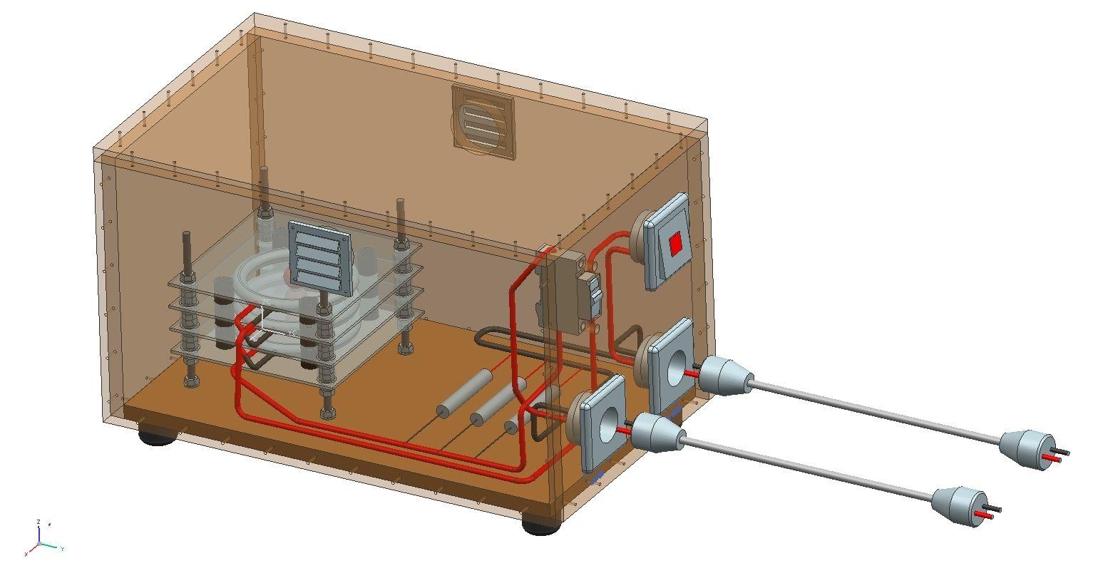 Kaufen unit magrav power Keshe Foundation